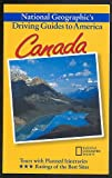 img - for Canada (National Geographic's Driving Guides to America) book / textbook / text book