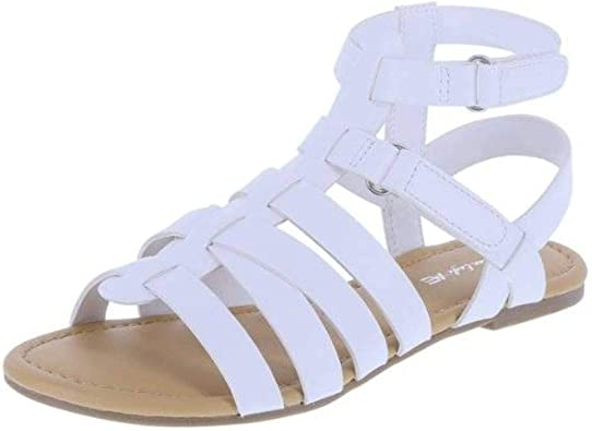 Big Girls Vivi Strappy Sandals Shoes