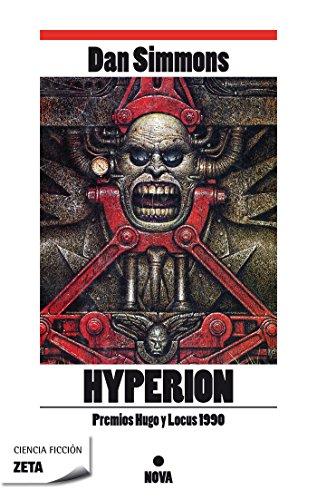Hyperion (Bolsillo Ciencia Ficcion) (Spanish Edition)