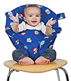 Totseat Chair Harness - Portable Travel High Chair in Night Owl