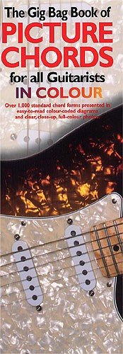 Download Amsco The Gig Bag Book of Picture Chords for all Guitarists in Color Book (Standard) ebook