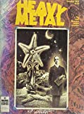 HEAVY METAL Magazine. October 1979. [H.P. Lovecraft issue]