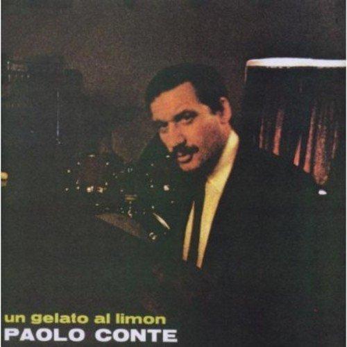 CD : Paolo Conte - Un Gelato Al Limon (CD)