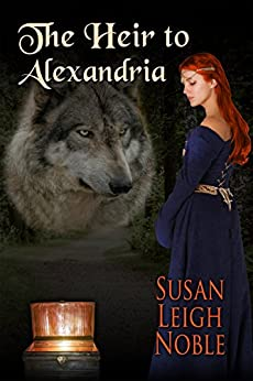 The Heir to Alexandria by [Noble, Susan Leigh]