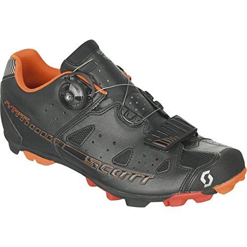 (Scott Sports Mens Elite Boa Mountain Cycling Shoe - 234712-0001 (Black - 40.0))