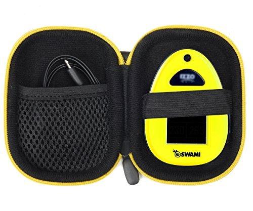GolfBuddy WT5 Golf GPS Watch, Black/Blue by GolfBuddy