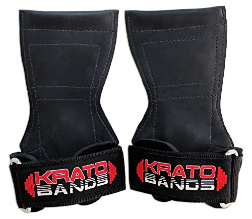 Krato Bands Kevlar PRO. Superior Strength and Comfort! Kevlar Design Makes Them The Strongest Versa Lifting Grips Straps Gloves Hooks Available. Versatile Weightlifting.