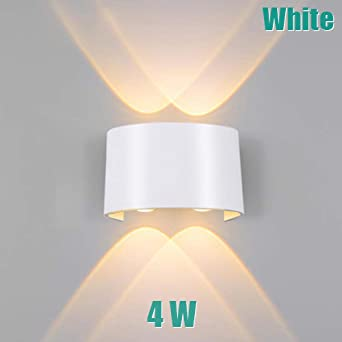 Lámpara de Pared LED Interior Apliques de Pared LED Moderna lámpara de pared LED 2W * 6W lámpara de pared escalera interior lámpara cabecera sala de estar: Amazon.es: Iluminación