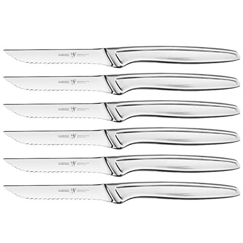 Zwilling J.A. Henckels Hi 6 Piece Stainless International Steak Knives - Set of 6