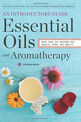 600 Aromatherapy Recipes for Beauty…