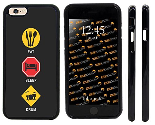 ver for iPhone 6/6s - Eat Sleep Drum Design (Compatible Image Drum)