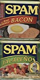 Spam - Bundle of Bacon and Jalapeno Spam