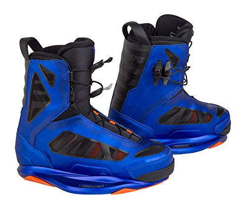Ronix Parks Wakeboard Boots Anodized Ocean Mens