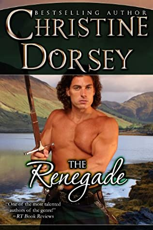 book cover of The Renegade and the Rose