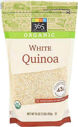Rice: 365 Everyday Value Organic White Quinoa