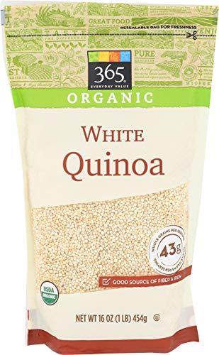 (365 Everyday Value, Organic White Quinoa, 16 oz)