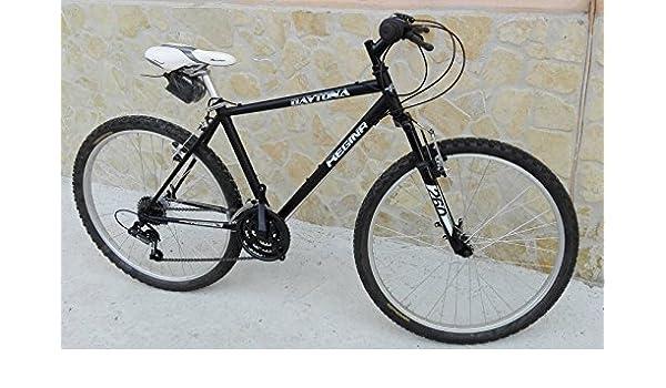 Bicicleta Daytona 26 MTB horquilla ammortizzata Reina 7 V Shimano ...