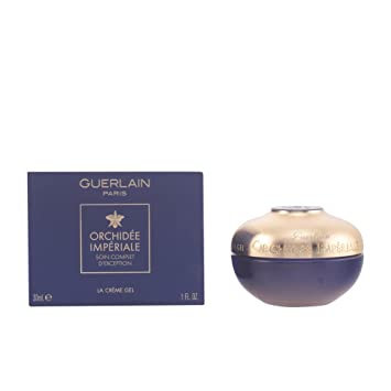 Guerlain/Orchidee Imperiale Gel Cream 1.7 Oz (50ml) 3 Pack - BRUT Splash-On Lotion 3.50 oz