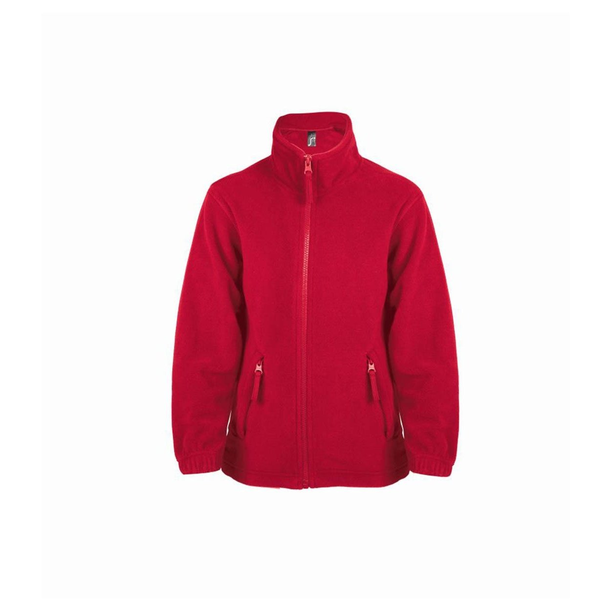 SOLS Childrens/Kids North Zip-Up Fleece Jacket