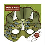 Mudpuppy Dinosaurs Make-a-Mask