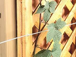 SupaGarden el alambre galvanizado 2mm x 15mtr