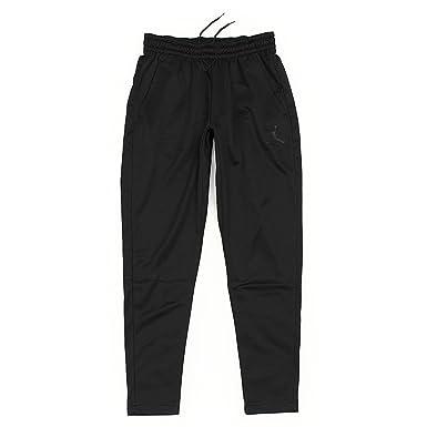 1189d3f5a68197 Amazon.com  Jordan Mens 23 Alpha Therma Training Pants Black  Clothing