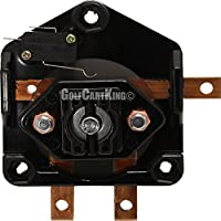 Forward & Reverse Switch Assembly | Club Car Golf Cart | 36-Volt With Resistors