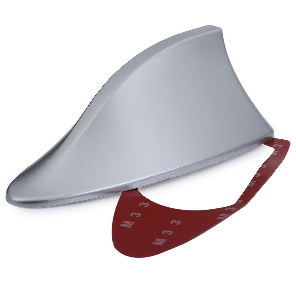 CDKJ Universal Auto Dach montiert Shark Fin Shaped Antenne Signal Radio dekorative Trim Stick