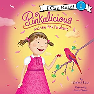 Pinkalicious and the Pink Parakeet Audiobook