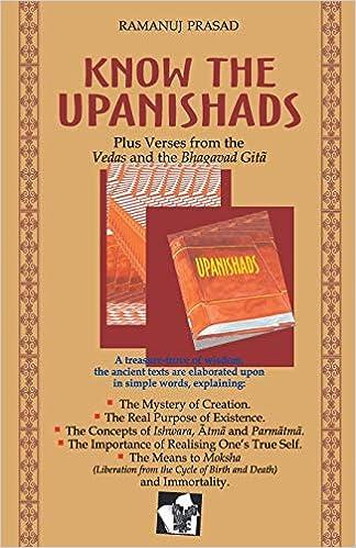 Know the Upanishads