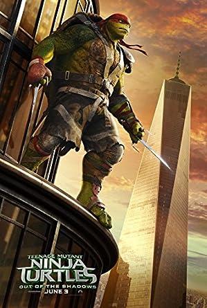 Teenage Mutant Ninja Turtles: Out of the Shadows (2016 ...