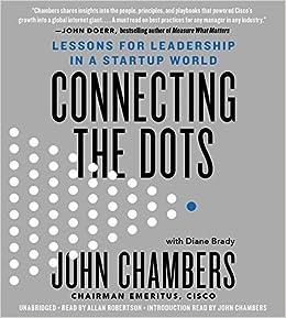 john chambers leadership style