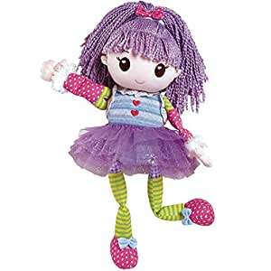 "Adora Mixxie Mopsie Jazzy Sparkles - 16"" Soft Interchangeable Play Set Doll for Kids Aged 4 years & up"