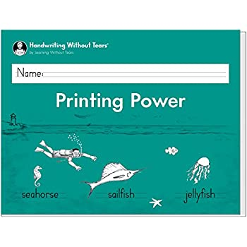 Amazon.com : Handwriting Without Tears Letters and Numbers ...