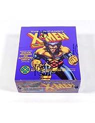 1992 Impel Marvel The Uncanny X-Men Trading Card Box Sealed (36 Packs) Purple