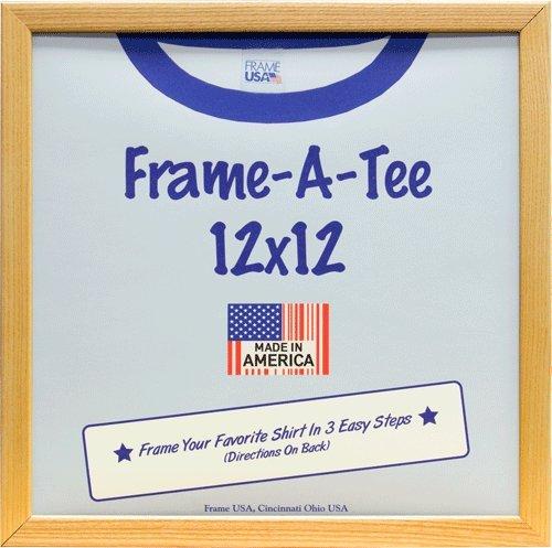 How To Frame A Shirt >> Amazon Com Frame Usa 29302 T Shirt Frame Black 14x18 Home Kitchen