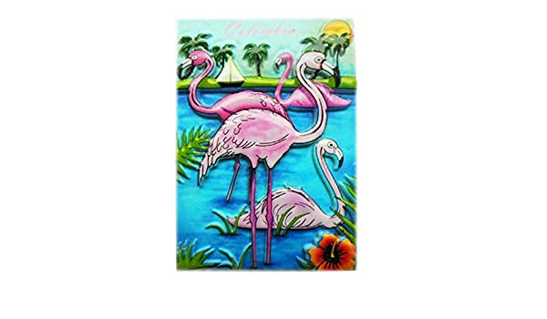 Hqiyaols Souvenir Caribe Mar Flamingo República Dominicana ...