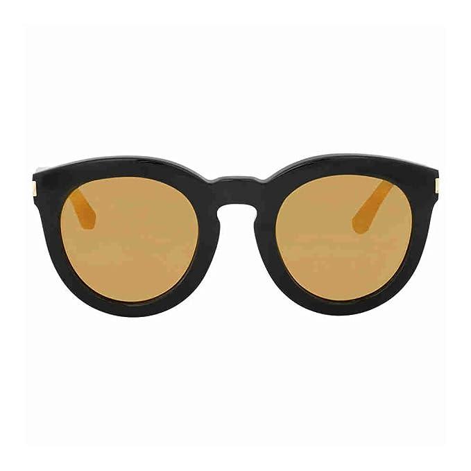 a12ecf9d8e6 Saint Laurent SL 102 Black Yellow  Yves Saint Laurent  Amazon.ca ...
