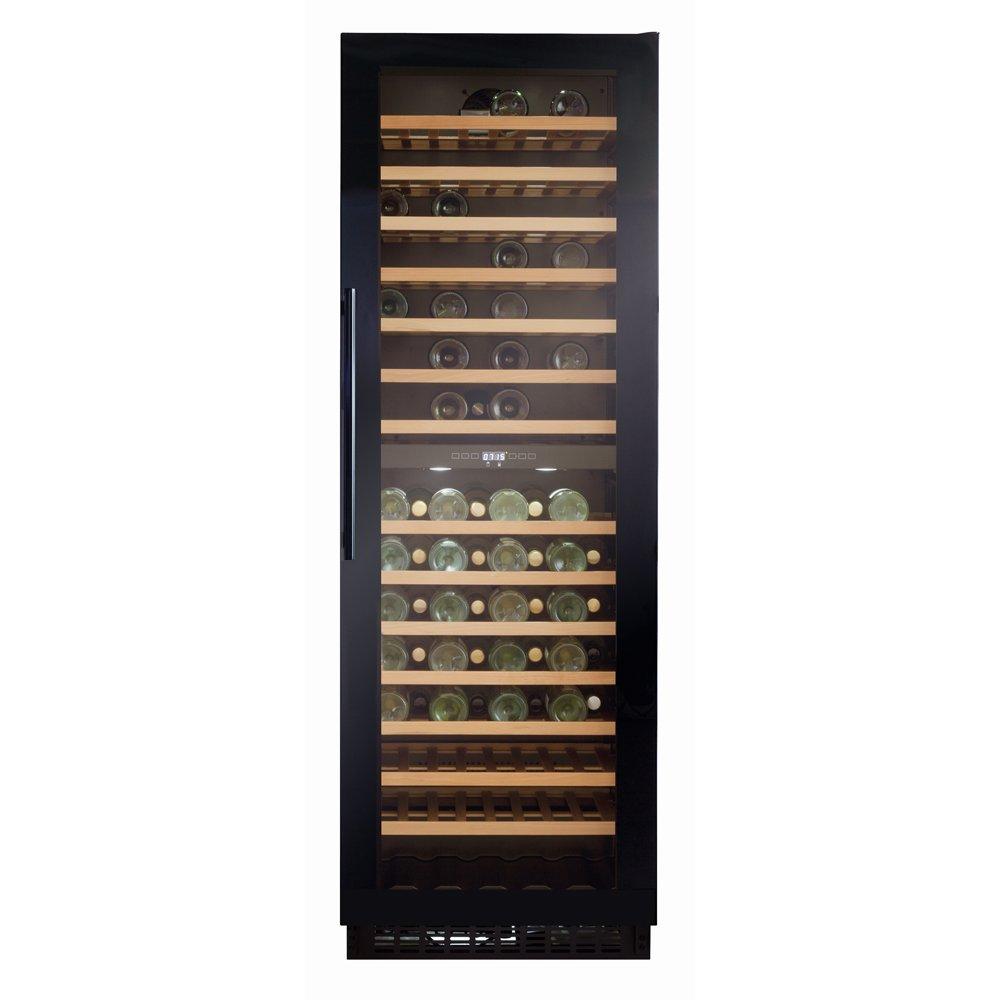 CDA FWC860BL Wine Cooler Freestanding Full Height Black