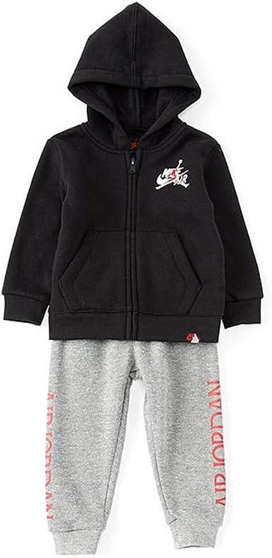 Nike Jordan Jumpman Classic 856457-GEH - Chándal para niño, Color Negro: Amazon.es: Ropa y accesorios