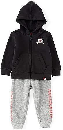 Jordan - Chándal para niño Jumpman Classic color negro, cód. 856457-GEH