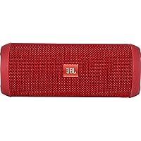 JBL - Flip 3 Portable Bluetooth Speaker - Red