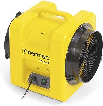 TROTEC TTV 3000 - Ventilador axial (3000 m3/h): Amazon.es ...