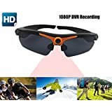 JOYCAM Video Recording Sunglasses with Full HD 1080P Camera Polarized UV400 Glasses Camcorder for Outdoor Sports