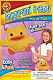 Amigurumi Friends Purse Pals Kit, Millard The Duck