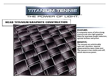 Head Ti Conquest Tennis Racquet-Strung