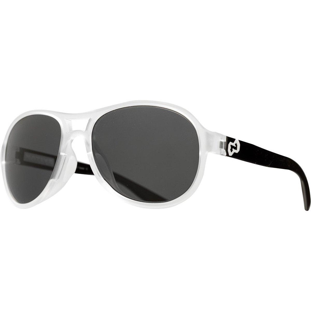 e1e68d66a7e Amazon.com  Native Eyewear Unisex Chilkat Crystal Frost Gloss Black One  Size  Clothing