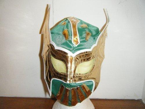 (Sin Cara Green Wrestling Mask)
