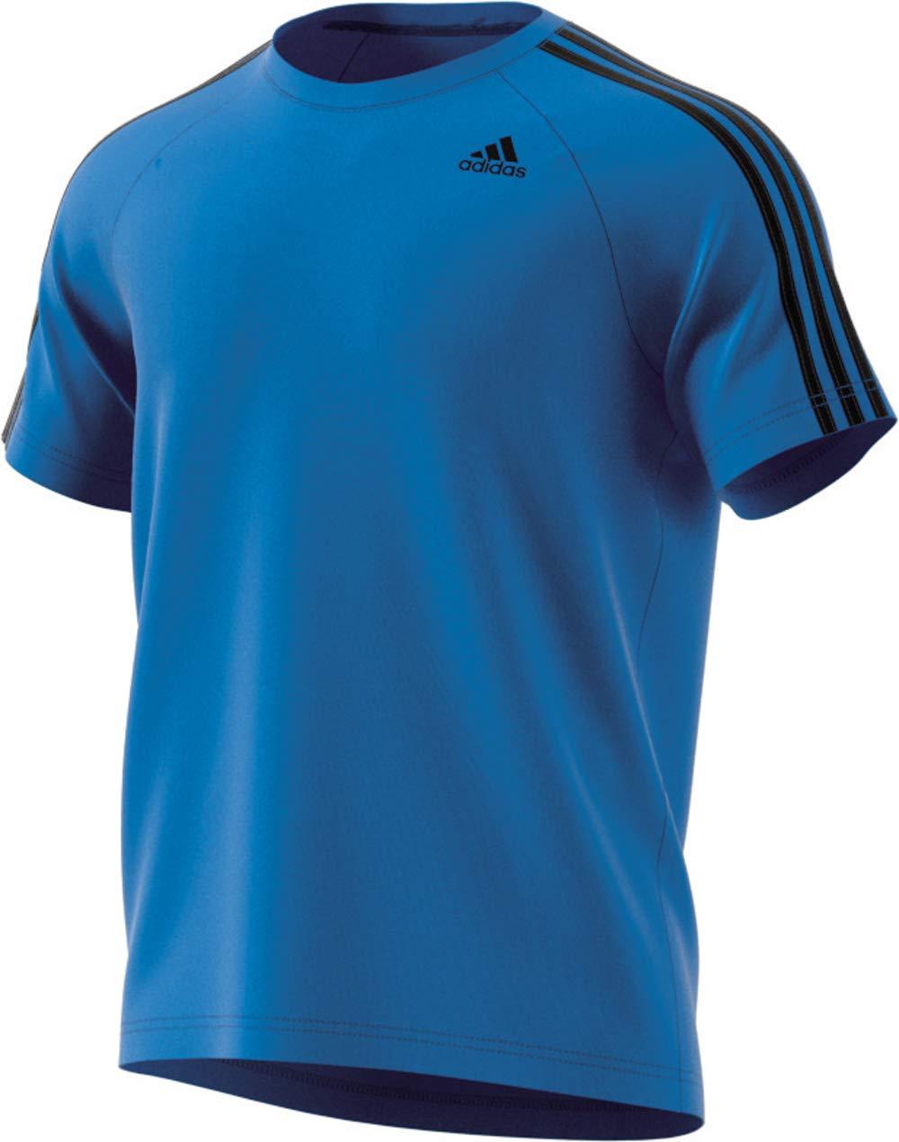 adidas Herren D2m 3 Stripes Shorts 1/2