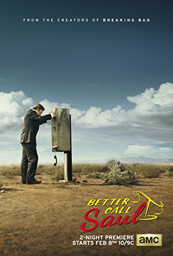 Better Call Saul (2015) TV Show Poster 24x36